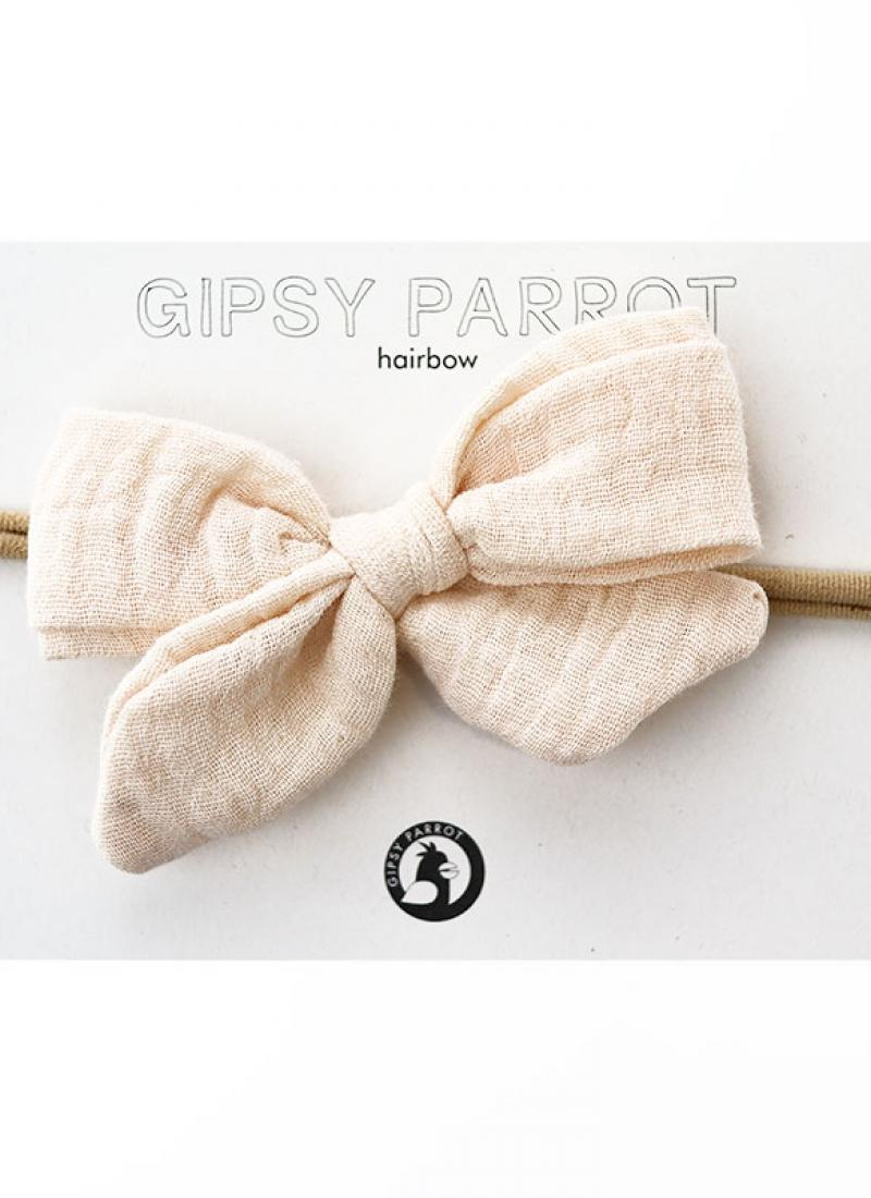 Gipsy Parrot Muslin Collection Vanilla