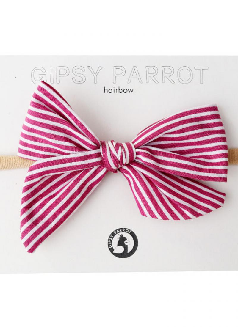Gipsy Parrot, Recycled, Stripes rusettipanta