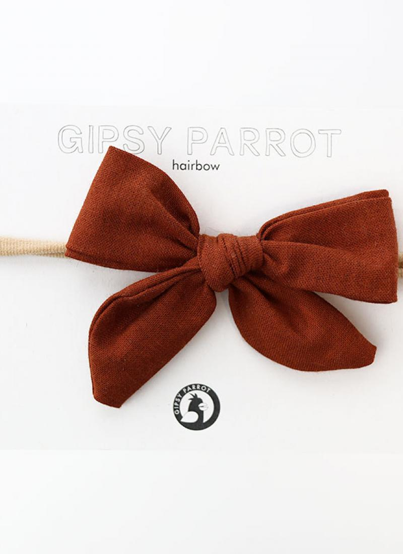 Gipsy Parrot Vintage-boho Rusty Red