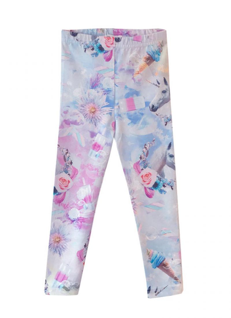 Unicorn legginsit