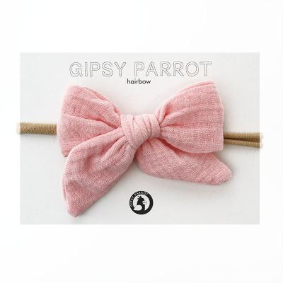 Gipsy Parrot Muslin Collection Peachy Pink