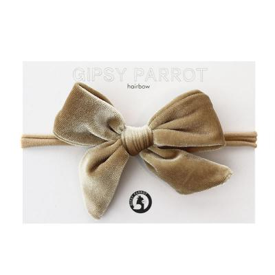 Gipsy Parrot Velvet Collection Nude